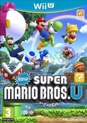 New Super Mario Bros. U til Wii U