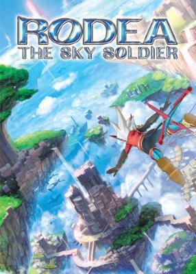 Rodea the Sky Soldier til Wii U