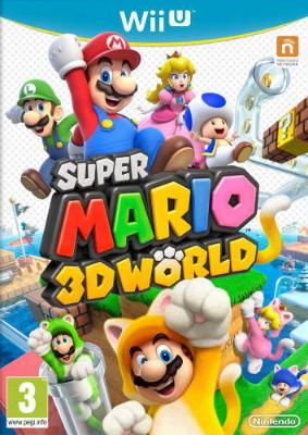 Super Mario 3D World til Wii U