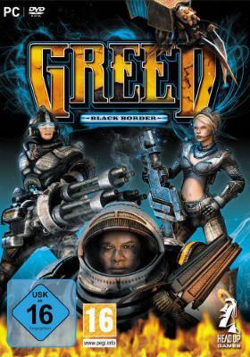 Greed: Black Border til PC