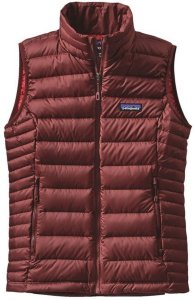 Down Sweater Vest (Dame)