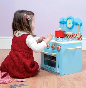 Le Toy Van Honeybake Komfyr