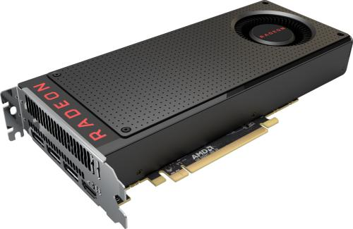 AMD Radeon RX 580 4GB