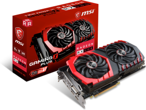 MSI Radeon RX 580 Gaming X Plus 8GB