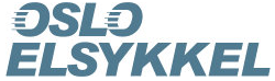 Oslo Elsykkel logo