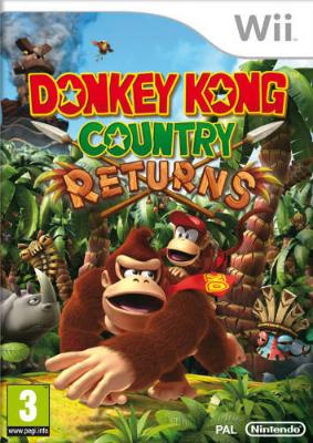 Donkey Kong Country Returns til Wii