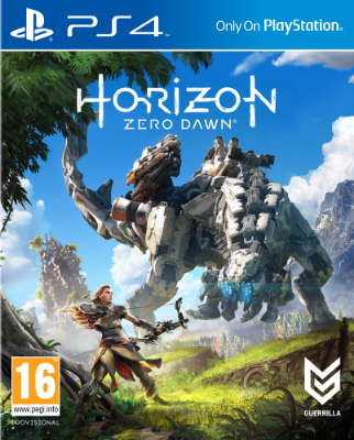 Horizon Zero Dawn til Playstation 4