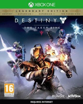Destiny: The Taken King til Xbox One