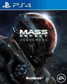 Mass Effect: Andromeda til Playstation 4