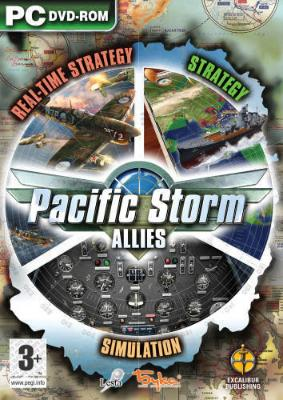 Pacific Storm: Allies til PC