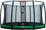 Berg Favorit InGround 380 med Deluxe nett