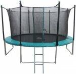 Jumpmaster Trampoline 3,6m med nett