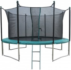Jumpmaster Trampoline 4,3 m med nett