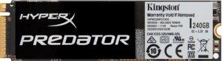 Kingston HyperX Predator PCIe M.2 240GB