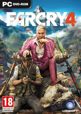 Far Cry 4 til PC