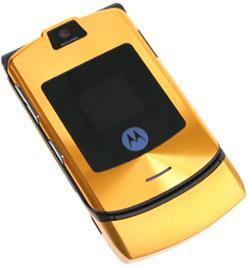 Motorola Razr V3i D&G