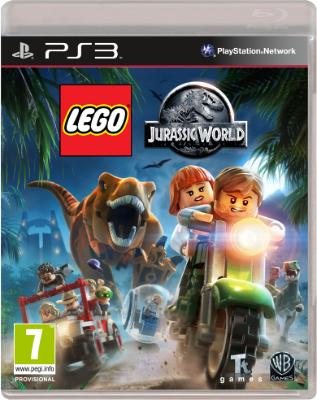 LEGO Jurassic World til PlayStation 3