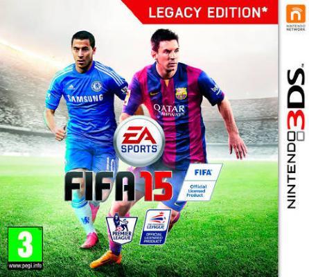 FIFA 15 til 3DS
