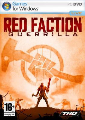 Red Faction: Guerrilla til PC