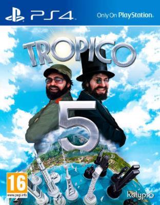 Tropico 5 til Playstation 4