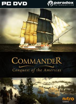 Commander: Conquest of the Americas til PC