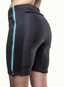 Northern Playground Zipshorts Padded (Dame)