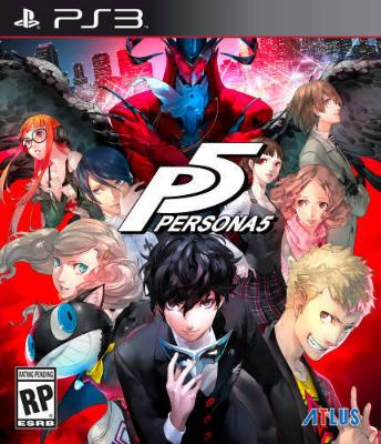 Persona 5 til PlayStation 3