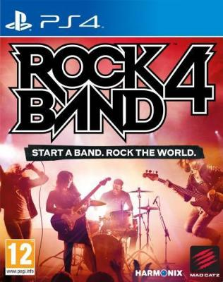 Rock Band 4 til Playstation 4