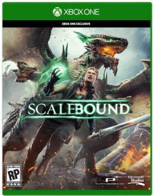Scalebound til Xbox One
