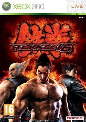 Tekken 6 til Xbox 360