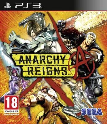Anarchy Reigns til PlayStation 3