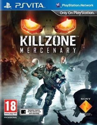 Killzone: Mercenary til Playstation Vita