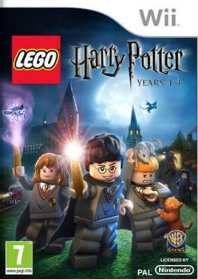 LEGO Harry Potter: Years 1-4 til Wii