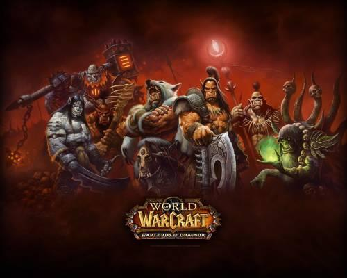 World of Warcraft: Warlords of Draenor til Mac