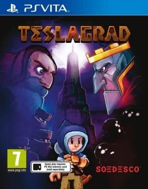 Teslagrad til Playstation Vita