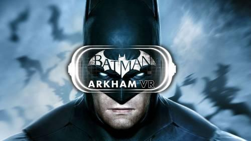 Batman Arkham VR til Playstation 4