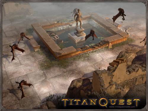 Titan Quest: Immortal Throne til PC