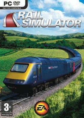Rail Simulator til PC