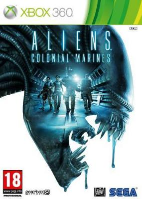 Aliens: Colonial Marines til Xbox 360