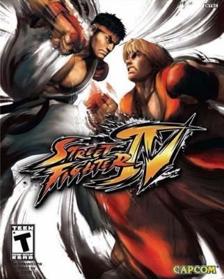 Street Fighter IV til PC