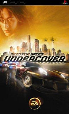 Need for Speed: Undercover til PSP