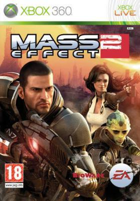 Mass Effect 2 til Xbox 360
