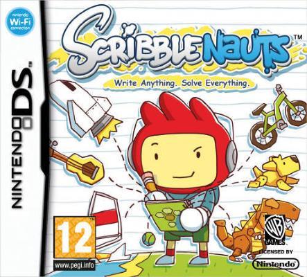 Scribblenauts til DS