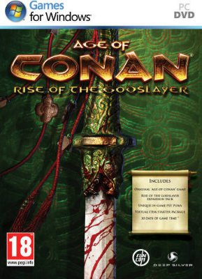 Age of Conan: Rise of the Godslayer til PC
