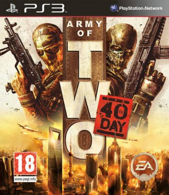 Army of Two: The 40th Day til PlayStation 3