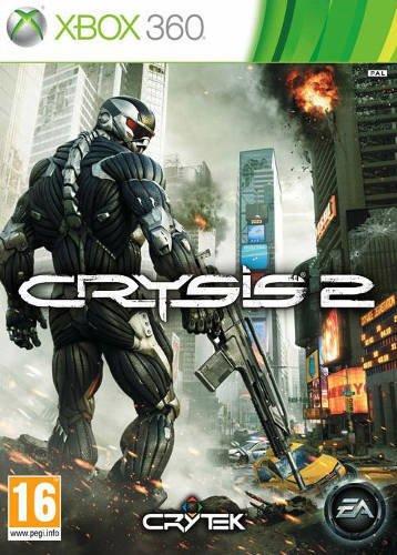 Crysis 2 til Xbox 360