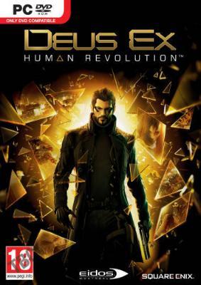 Deus Ex: Human Revolution til PC