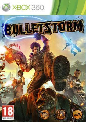 Bulletstorm til Xbox 360