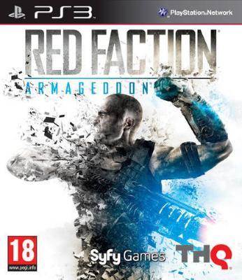 Red Faction: Armageddon til PlayStation 3