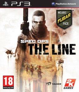 Spec Ops: The Line til PlayStation 3